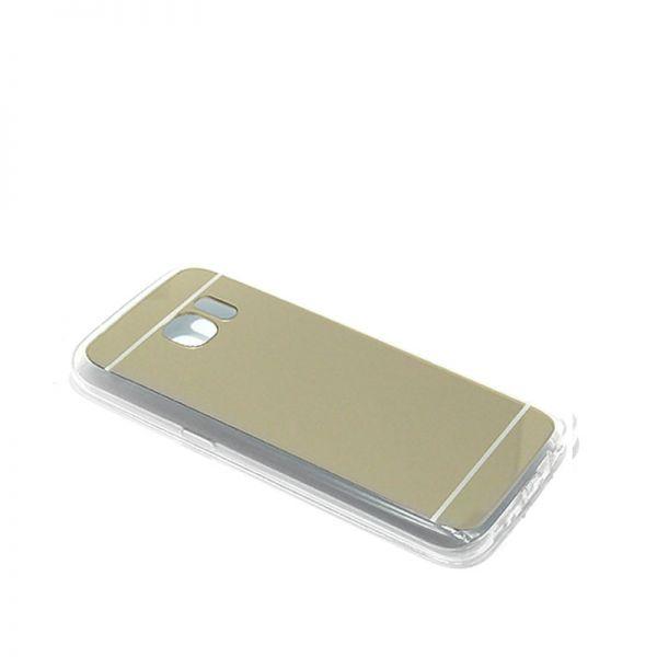 Futrola Ogledalo za Samsung G930 S7, zlatna