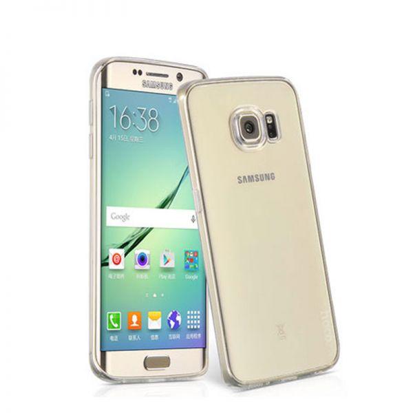 Hoco futrola Light series tpu case za Samsung G928 S6 edge plus, crna