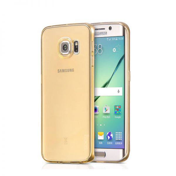 Hoco futrola Light series tpu case za Samsung G928 S6 edge plus, zlatna
