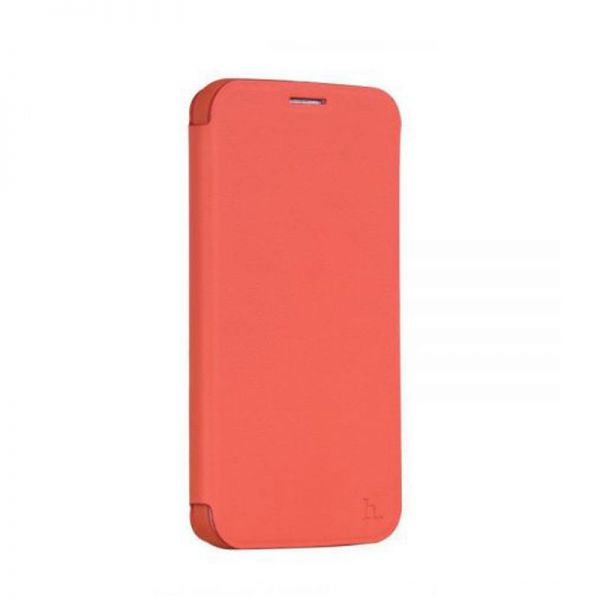 Hoco futrola Juice series nappa leather case za Samsung G928 S6 edge plus, crvena