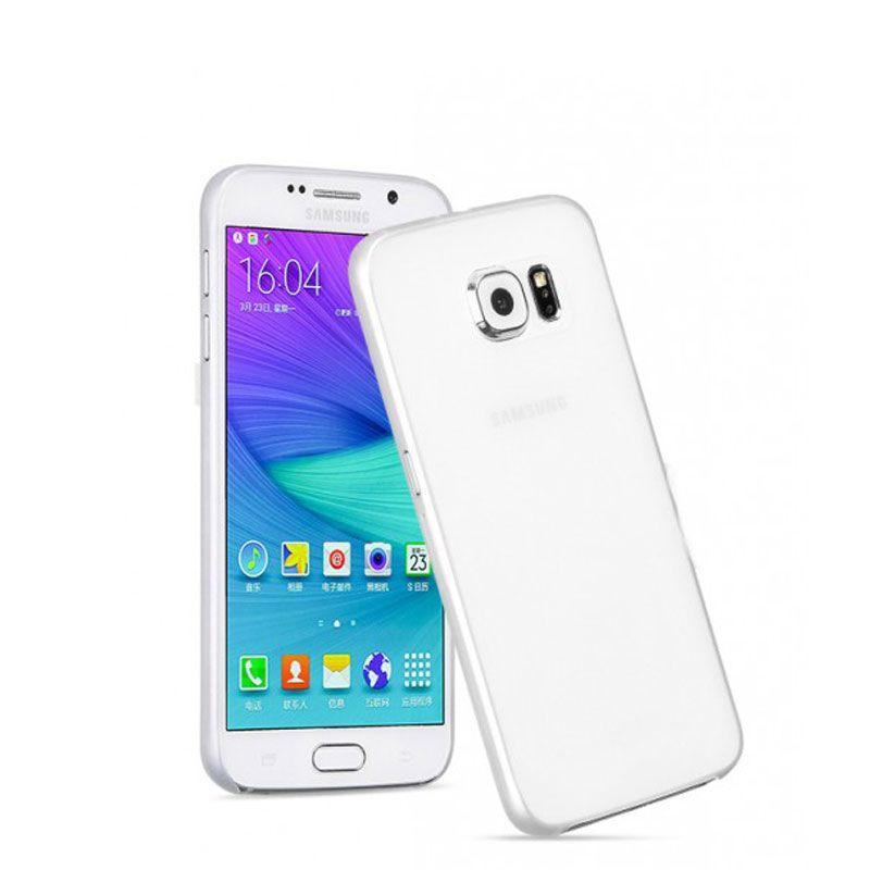 Hoco futrola Ultra thin series PP cover za Samsung G920 S6, bela