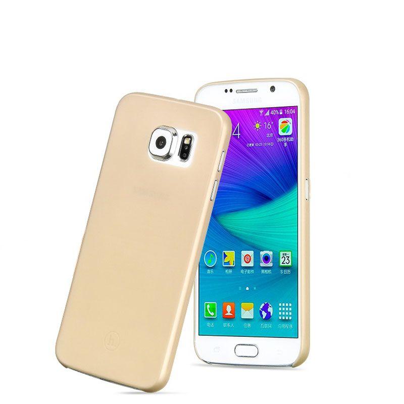 Hoco futrola Ultra thin series PP cover za Samsung G920 S6, zlatna