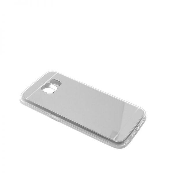 Futrola Ogledalo za Samsung G920 S6, srebrna
