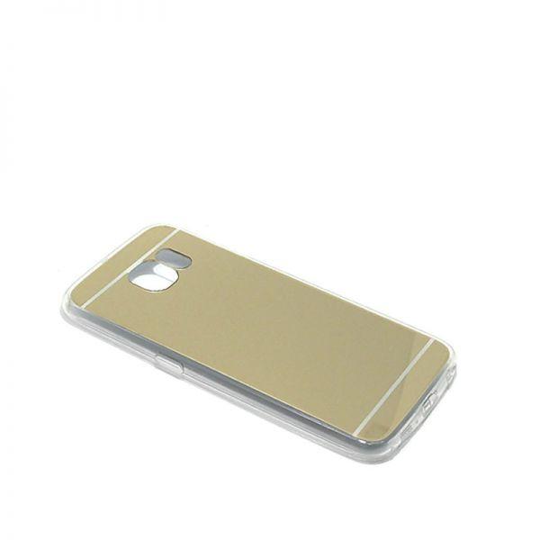Futrola Ogledalo za Samsung G920 S6, zlatna