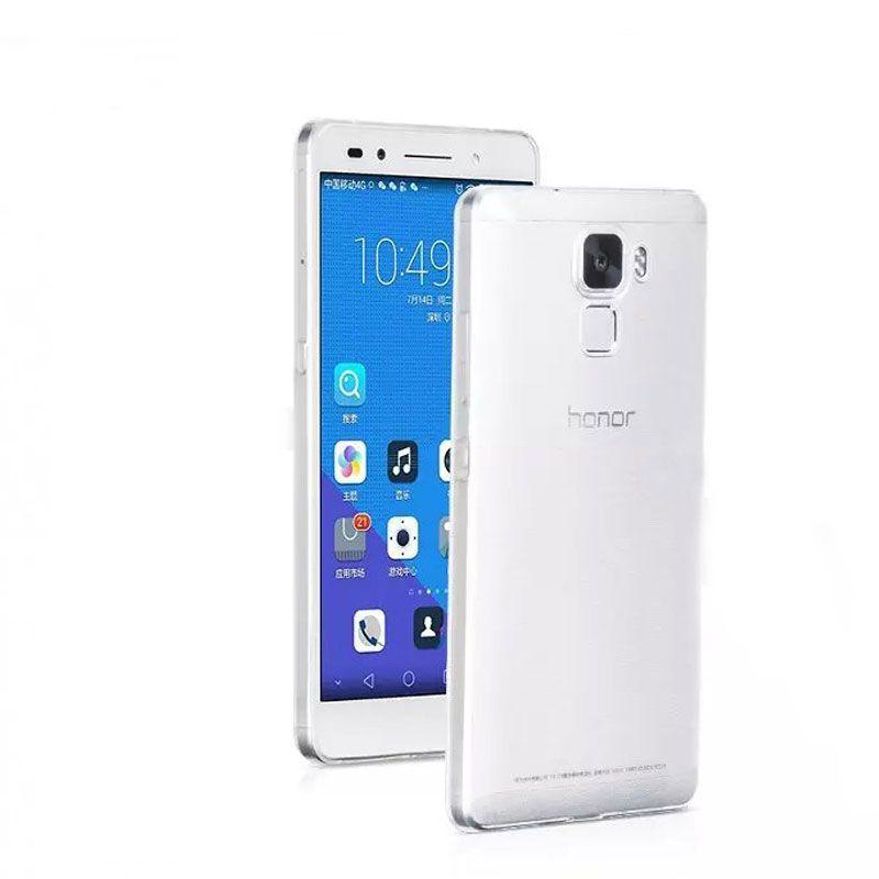 Hoco futrola light series tpu case za Huawei Honor 7, providna