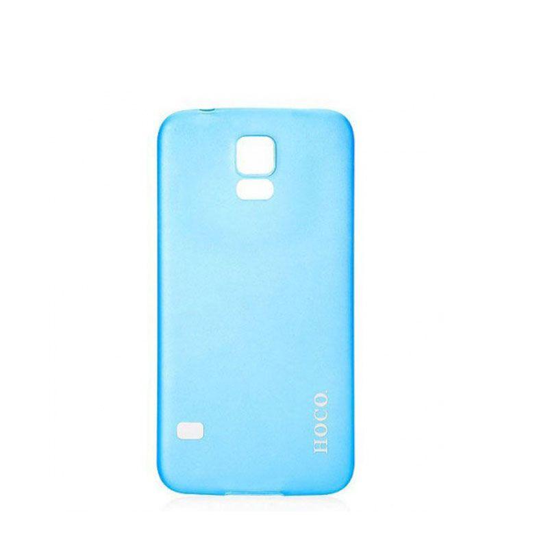 Hoco futrola Ultra thin series PP cover za Samsung i9600 S5, plava