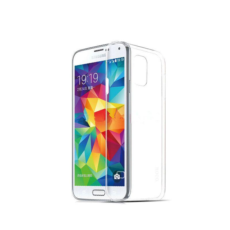 Hoco futrola Ultra thin series Pc cover za Samsung i9600 S5, providna