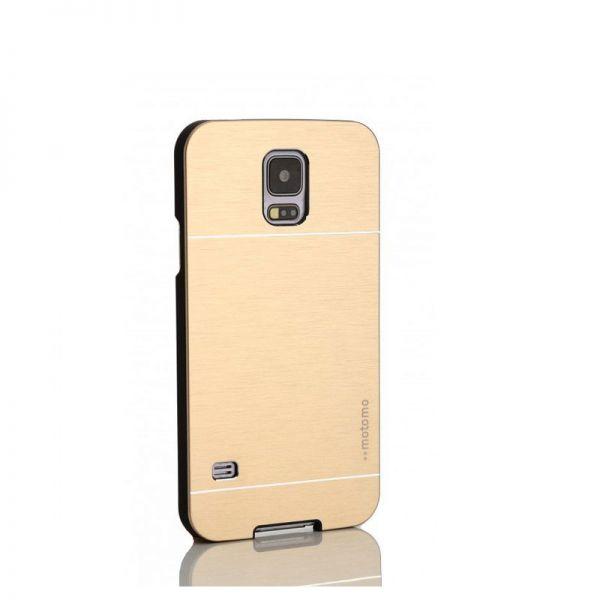 Futrola Motomo za  Samsung i9600 S5, zlatna