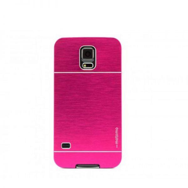 Futrola Motomo za  Samsung i9600 S5, pink