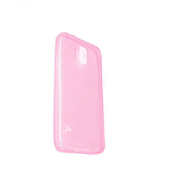 Futrola Comicell ultra tanki silikon za Samsung i9600 S5, pink