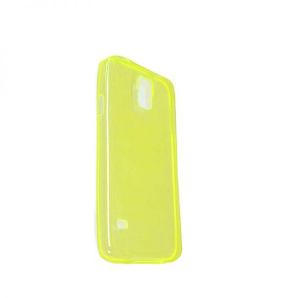 Futrola Comicell ultra tanki silikon za Samsung i9600 S5, žuta