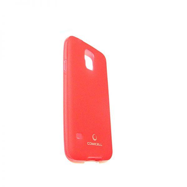 Futrola Comicell Durable silikon za Samsung i9600 S5, crvena