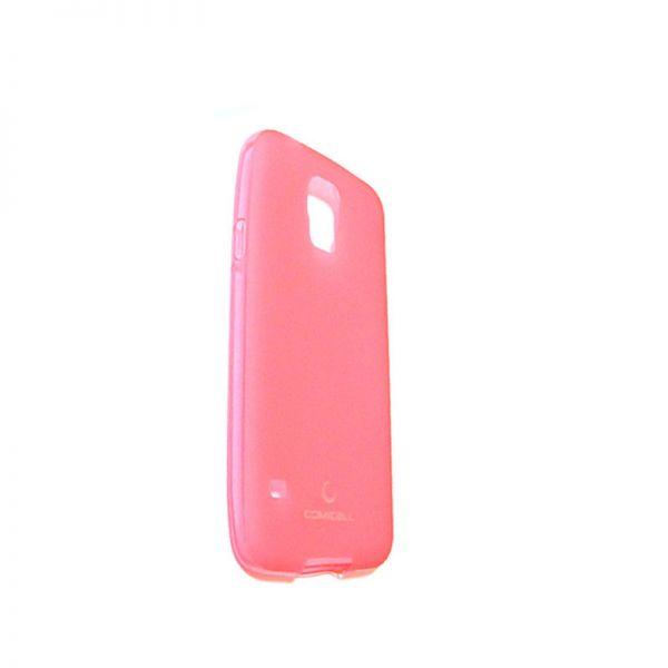 Futrola Comicell Durable silikon za Samsung i9600 S5, pink