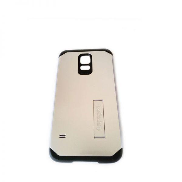 Futrola Spigen Perfect Armor za Samsung i9600 S5, srebrna