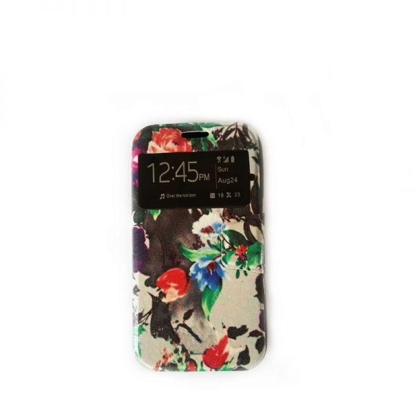 Futrola na preklop za Samsung G360 Core prime, cvetna