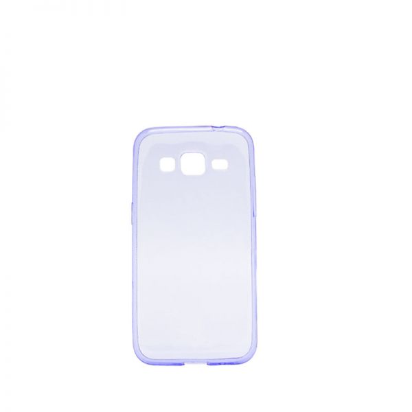 Futrola Comicell ultra tanki silikon za Samsung G360 Core prime, ljubičasta