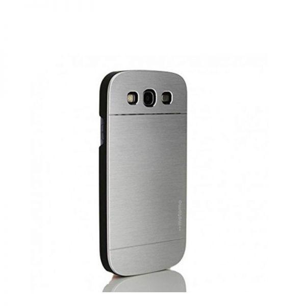 Futrola Motomo za Samsung i9300 S3, srebrna