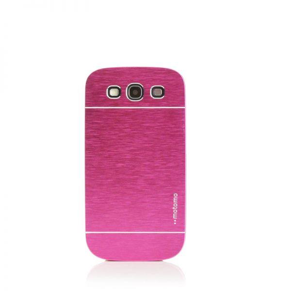Futrola Motomo za Samsung i9300 S3, pink