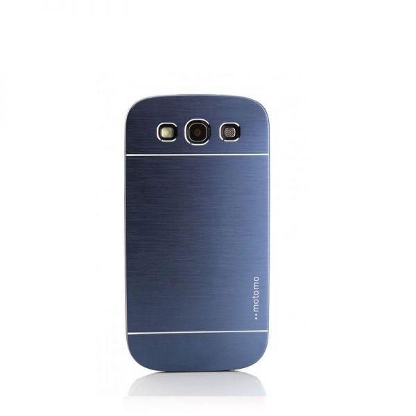 Futrola Motomo za Samsung i9300 S3, teget