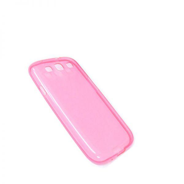 Futrola Comicell ultra tanki silikon za Samsung i9300 S3, pink