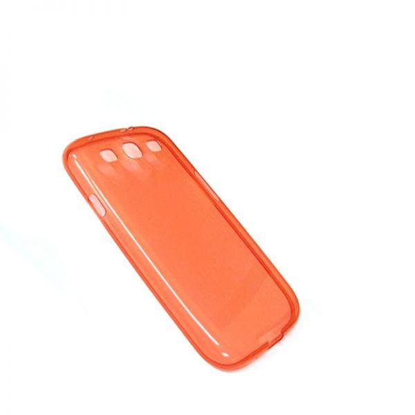 Futrola Comicell ultra tanki silikon za Samsung i9300 S3, crvena