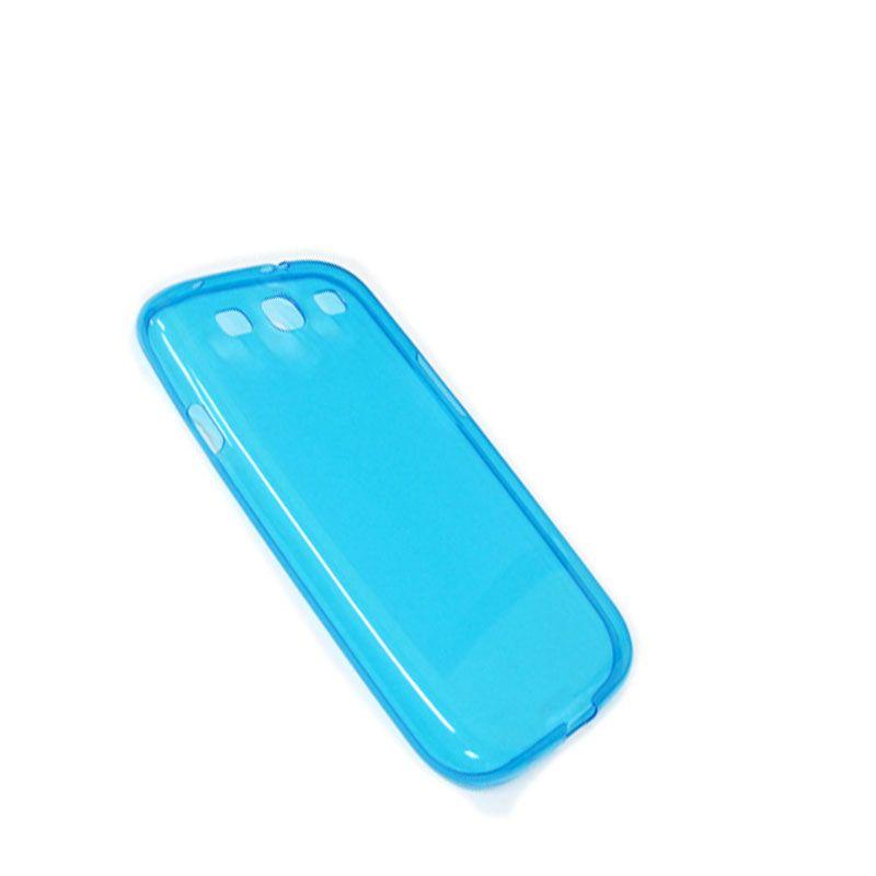 Futrola Comicell ultra tanki silikon za Samsung i9300 S3, plava