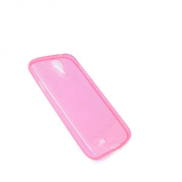 Futrola Comicell ultra tanki silikon za Samsung i9500 S4, pink