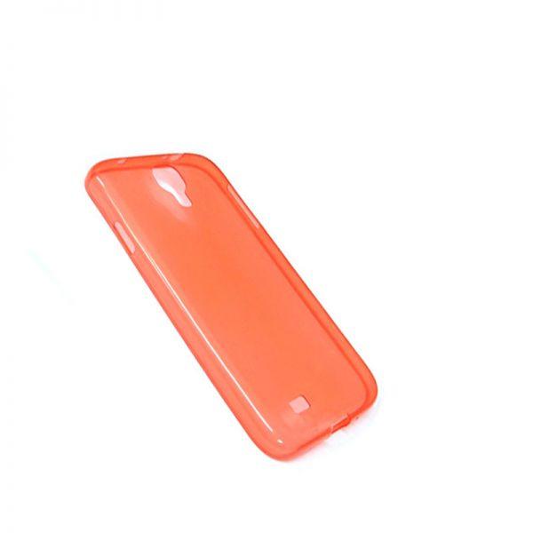 Futrola Comicell ultra tanki silikon za Samsung i9500 S4, crvena