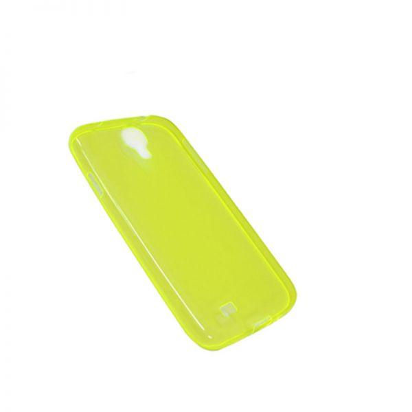Futrola Comicell ultra tanki silikon za Samsung i9500 S4, žuta