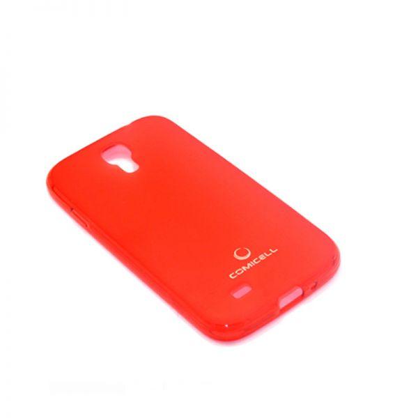 Futrola Comicell Durable silikon za Samsung i9500 S4, crvena