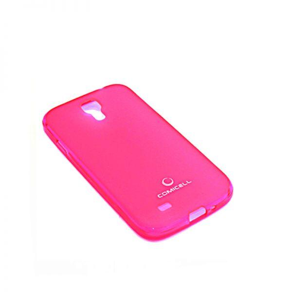 Futrola Comicell Durable silikon za Samsung i9500 S4, pink