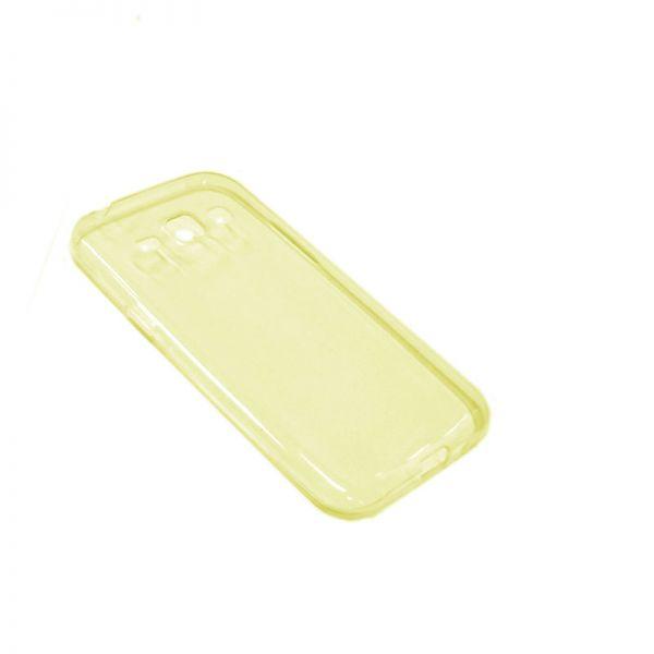 Futrola Comicell ultra tanki silikon za Samsung J100 J1, zlatna