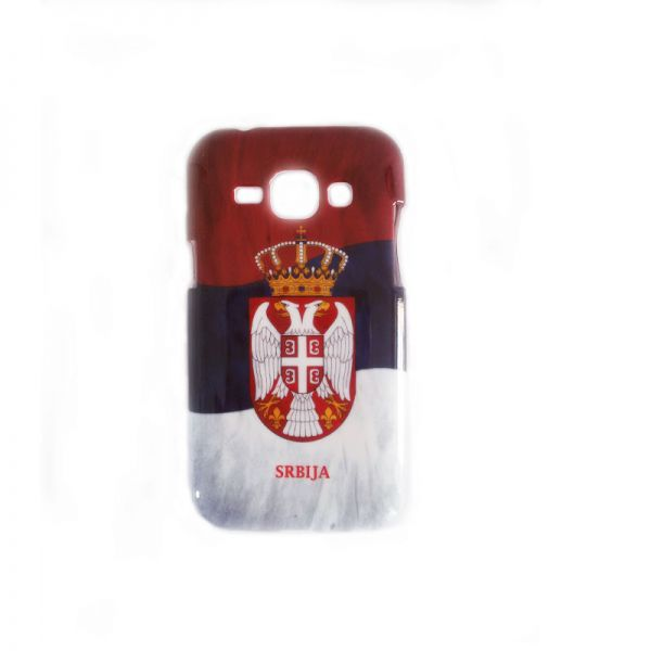 Futrola silikon Print za Samsung J100 J1, Srbija