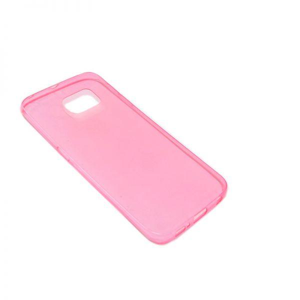 Futrola Comicell ultra tanki silikon za Samsung G925 S6 edge, pink