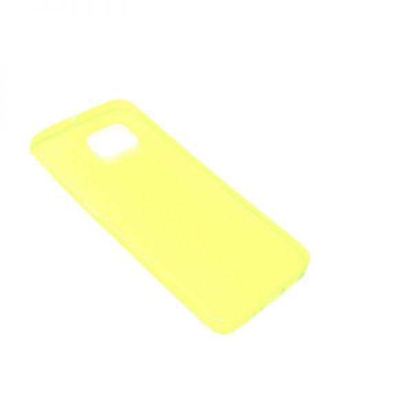 Futrola Comicell ultra tanki silikon za Samsung G925 S6 edge, zlatna