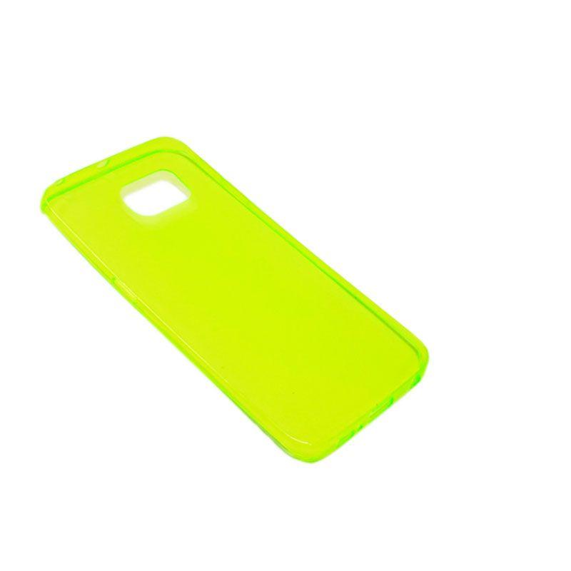 Futrola Comicell ultra tanki silikon za Samsung G925 S6 edge, zelena