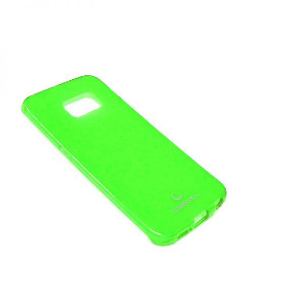 Futrola Comicell Durable silikon za Samsung G925 S6 edge, zelena