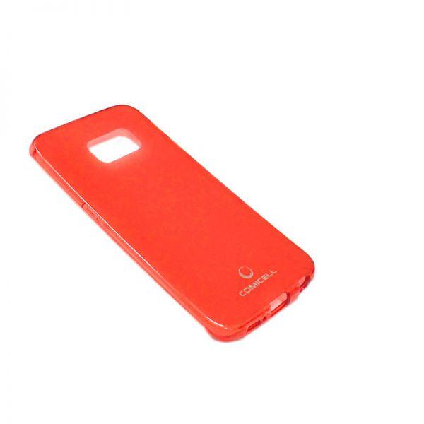 Futrola Comicell Durable silikon za Samsung G925 S6 edge, crvena