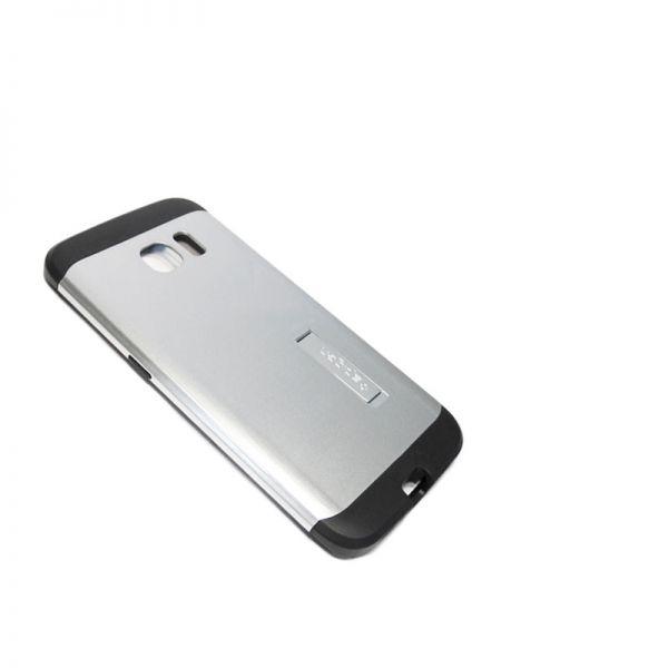 Futrola Spigen Perfect Armor za Samsung G925 S6 edge, srebrna