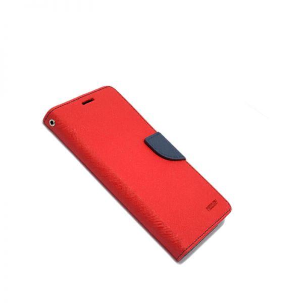 Futrola Mercury na preklop za Samsung A500 A5, crvena