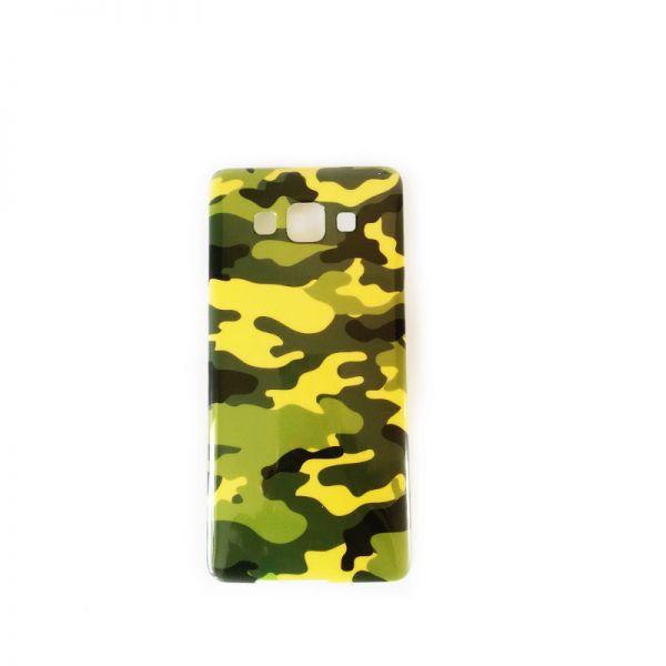 Futrola silikon Print za Samsung A500 A5, army