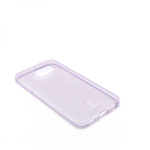 Futrola Teracell ultra tanki silikon za Samsung G920 S6, ljubičasta