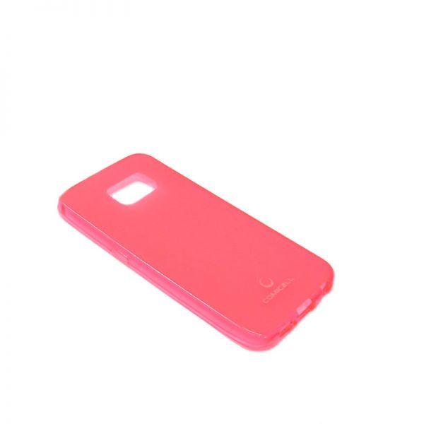 Futrola Comicell Durable silikon za Samsung G920 S6, pink