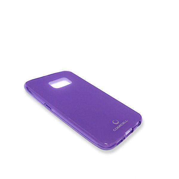 Futrola Comicell Durable silikon za Samsung G920 S6, ljubičasta
