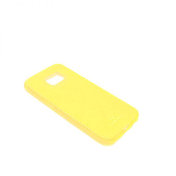 Futrola Comicell Durable silikon za Samsung G920 S6, žuta