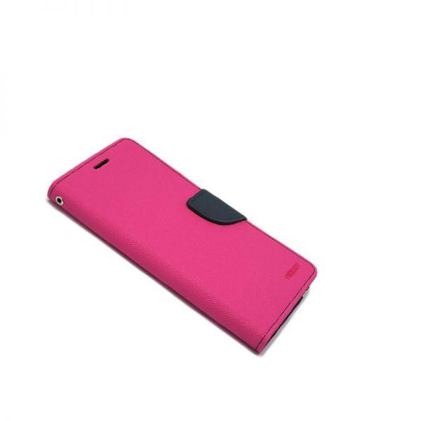 Futrola Mercury na preklop za Samsung G920 S6, pink