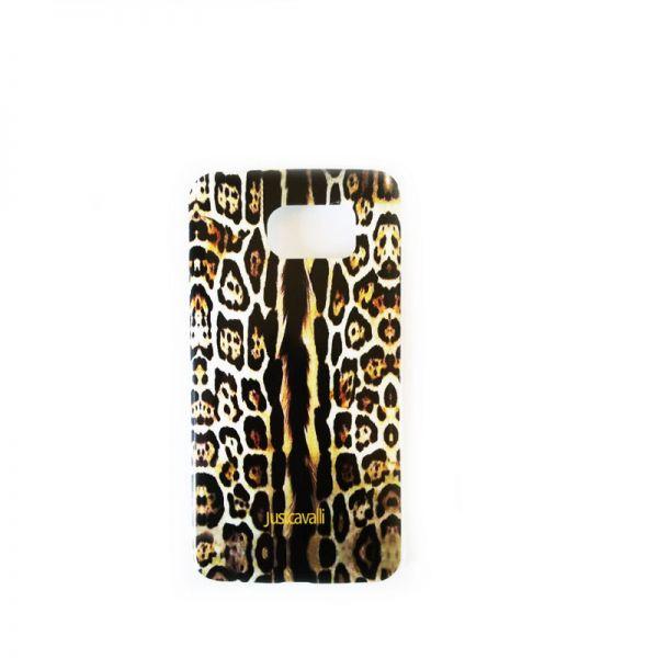 Futrola silikon Print za Samsung G920 S6 Just Cavalli leopard