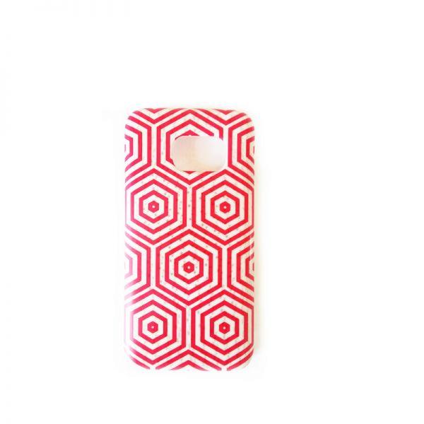 Futrola silikon Print za Samsung G920 S6 Jules. V 3D, pink