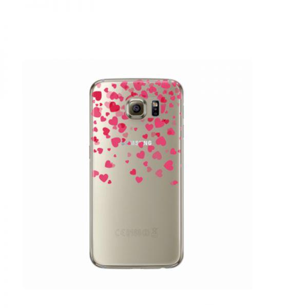 Futrola silikon Print za Samsung G920 S6 Cristal Case 008