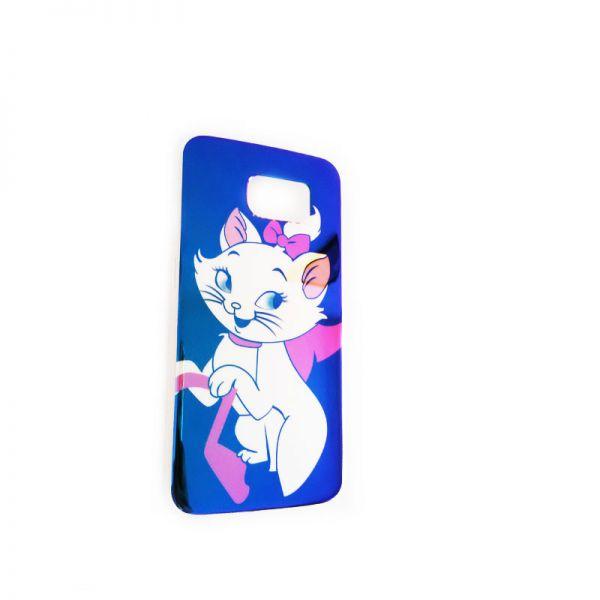 Futrola silikon Print za Samsung G920 S6 Maca, plava